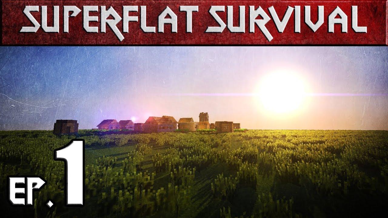 Superflat survival ep 1 genesis youtube gumiabroncs Images