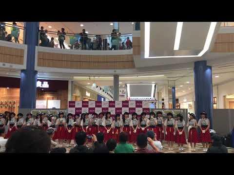 KINDAI GIRLS 2018年4月15日 CD発売イベント inイオン北花田