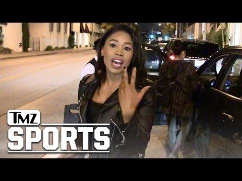 EX-WWE STAR 'CAMERON' I DON'T DATE BLACK GUYS   TMZ Sports
