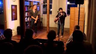 Alex Dezen of The Damnwells - Live acoustic concert / Part two