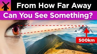 What's the Farthest Away Thing You Can See?
