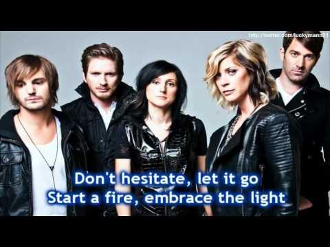 Fireflight - Ignite (Lyric Video HD) New Alternative Metal 2012 (female fronted band)