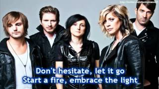 Fireflight - Ignite (Lyric Video HD) New Alternative Metal 2012 (female fronted band)