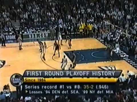 2002 NBA Playoffs Nets vs Pacers - Jason Kidd vs Reggie Miller
