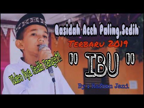 Qasidah Aceh Sedih.