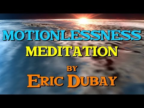 Eric Dubay: Motionlessness Meditation (on Flat Earth) thumbnail