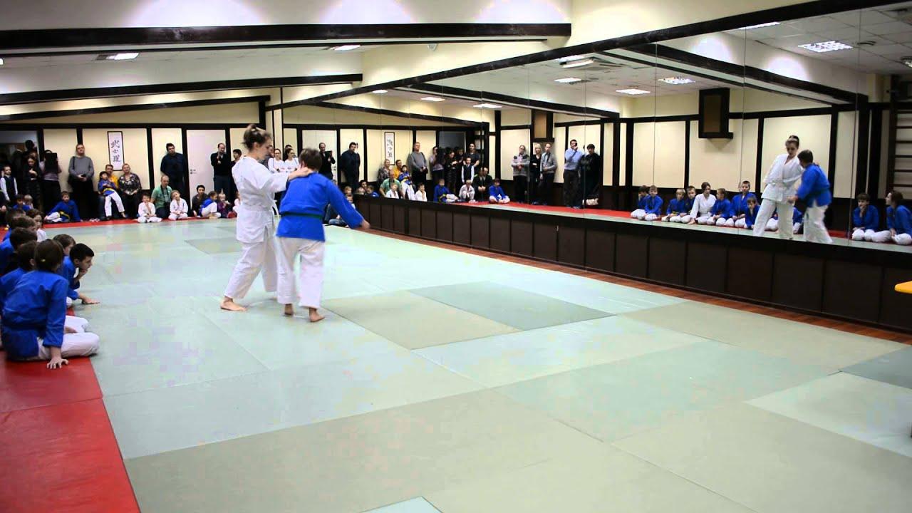 Соревнования в Кин Рю