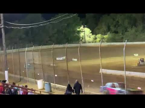 Potomac speedway small car nationals warm up laps