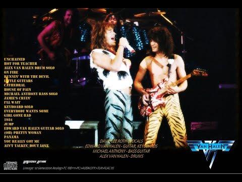 Van Halen: LIVE in PHILADELPHIA, PA, March 20, 1984 (4/4)