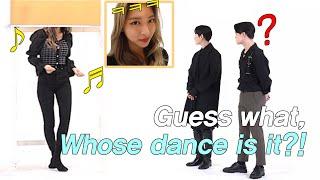 이 춤은 어떤 아이돌이게? #NEW룩개팅미공개11