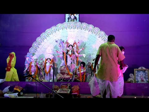 24/10/20 IIT ISM DURGA PUJA LIVE STREAM FROM 7:00 AM MORNING