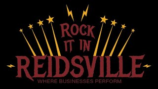 Rock It In Reidsville! How to Start a Business