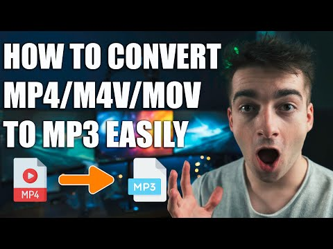 How To Convert Video To MP3 Free Video MP3 Converter
