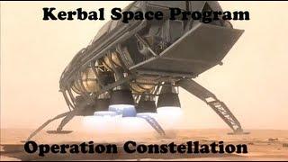 Constellation Mars lander - Kerbal Space Program