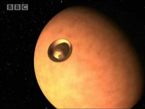 Analysing the suface of the moon Titan - Explore - BBC