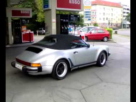 Porsche 911 Carrera 3 2 Speedster Turbolook 1989 Youtube