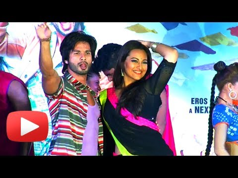 Saree Ke Fall Sa Full Song - Shahid Kapoor,Sonakshi Sinha Dance - R...Rajkumar Song Travel Video