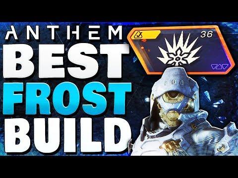 ANTHEM - BEST STORM FROST BUILD !!
