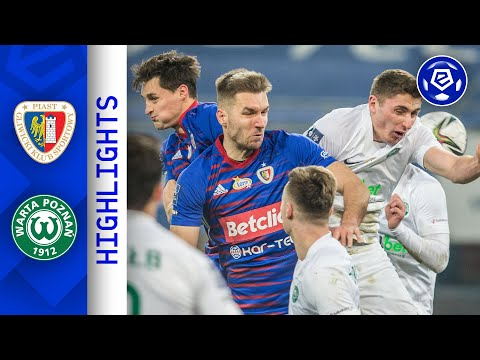 Piast Gliwice Warta Goals And Highlights