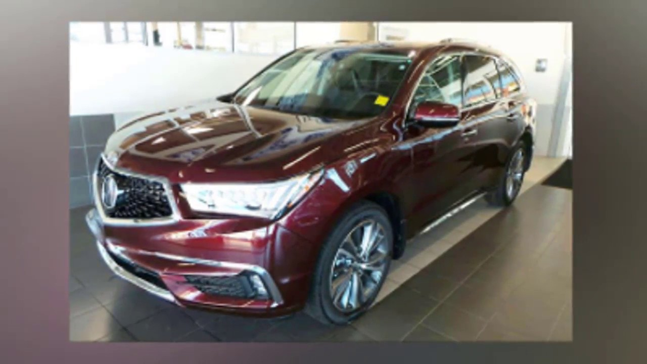 2020 Acura Mdx Hybrid 0 60 Mpg Advance Package