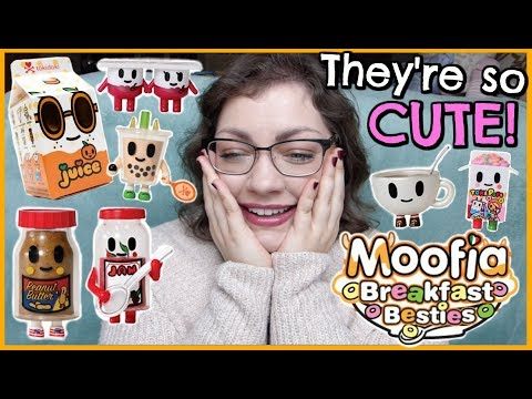 Tokidoki Moofia Breakfast Besties | MYSTERY UNBOXING! from YouTube · Duration:  9 minutes 51 seconds