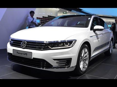 New Upcoming 2017 Volkswagen Passat Gte Review