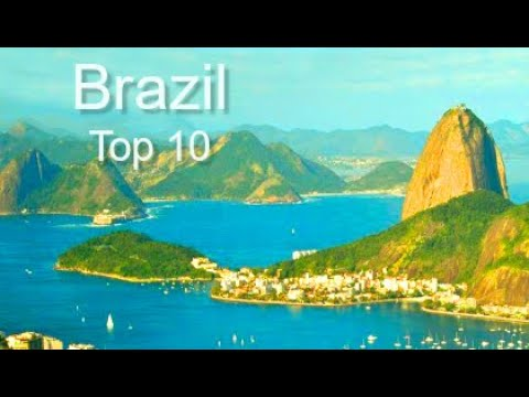 Brazil Top Ten Things To Do, by Donna Salerno Travel