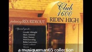 ridin high   club 1600