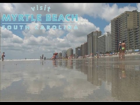 VACATION MYRTLE BEACH (Montreal to South Carolina) - DStudio Productions - HD 1080p
