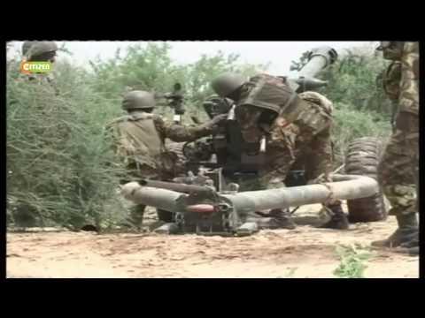 KDF Kills 21 Al shaabab militia