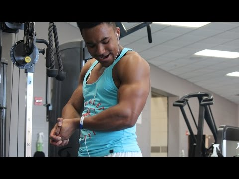 Boulder Shoulders| Post Workout Meal