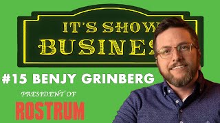 #15: Benjy Grinberg of Rostrum Records