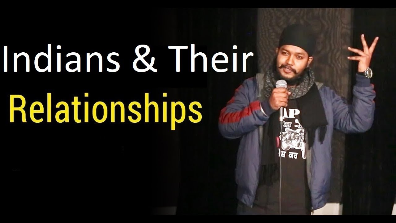 Best Stand Up Comedy on Relationships in Hindi by Balwant| Funny Indian Stand Up Comedy Video 2018