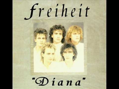 (MUNCHENER) FREIHEIT- DIANA (English Version)