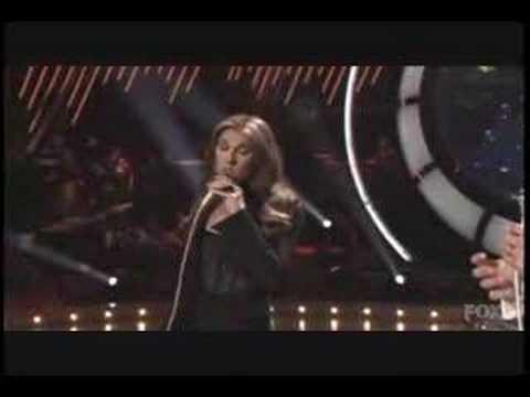 Celine and Elvis on American Idol Good Quality