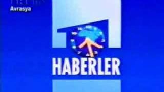 Nostaljik Video - TRT Haber Jeneriği 1996 -Trt Int Avrasya