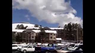 Winter in Flagstaff, Arizona