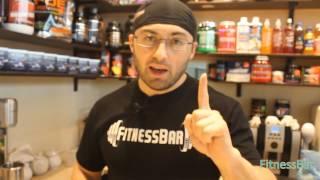 видео Что пить во время тренировки? Спортивные напитки