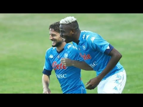 Juventus Napoli Serie A 2020 21 Highlights Full Match Youtube