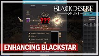 Фото Black Desert Online - Enhancing Blackstar Vediant From +0
