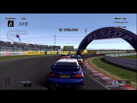 DGR Presents: Gran Turismo 4 on PlayStation 2 in 1080i mode