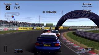 Gran Turismo 4 on PlayStation 2 in 1080i mode