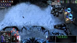 Moonglade vs Alicia - Game 1 - WCS AM Premier Quarter Finals