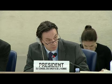 Urgent Debate on Eastern Ghouta - Human Rights Council
