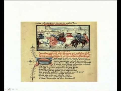 Mod-03 Lec-13 The Age of Chaucer