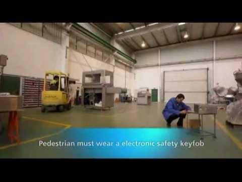 Icnita Safety Pas Pedestrian Alert System Totaltrax