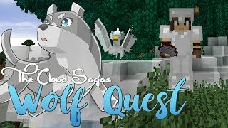 The Cloud Phoenix's Gift of Clouds!! ⛅🐺 Cloud Sagas: Wolf Quest Rescue! • #22