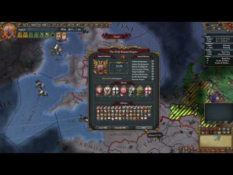 EU4 Tricks and Tips - Chain Culture Shifting and Nation Reforming Exploit