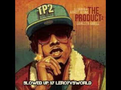 FBGP (Fck Bitches Get Paid) - august alsina - slowed up by leroyvsworld
