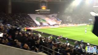 SUPER DRAGÕES vs sporting - FC PORTO 3-0 sporting  01-03-2015